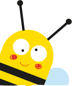 Barb the Bee character
